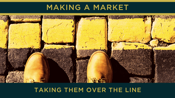 Over the line – how to create effective sales copy